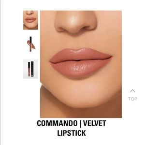 Commando velvet liquid lipstick